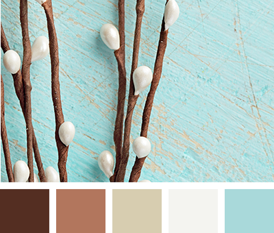 белый, голубой, коричневый, песочный